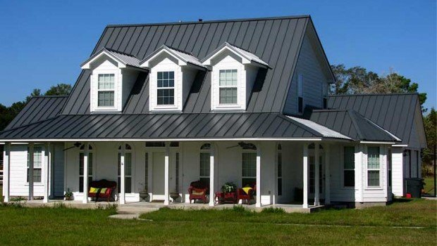Metal Roofing New Orleans